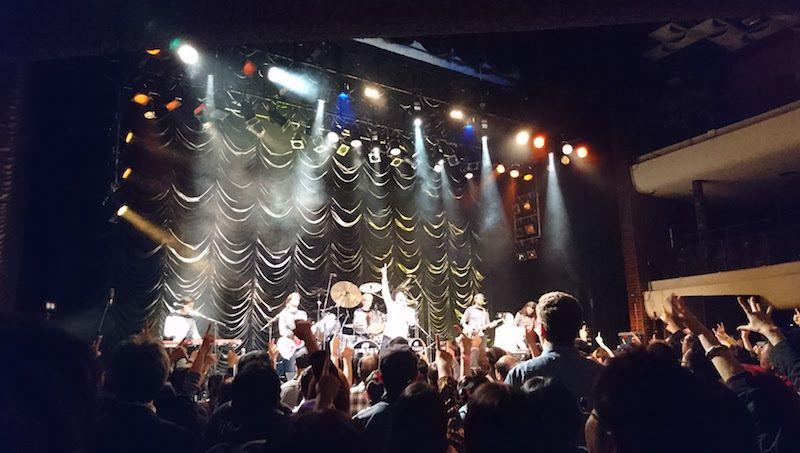 Sparksの東京キネマ倶楽部公演に行ってきました