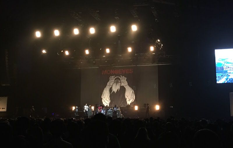 Warped Tour Japan 2018、Monoeyes