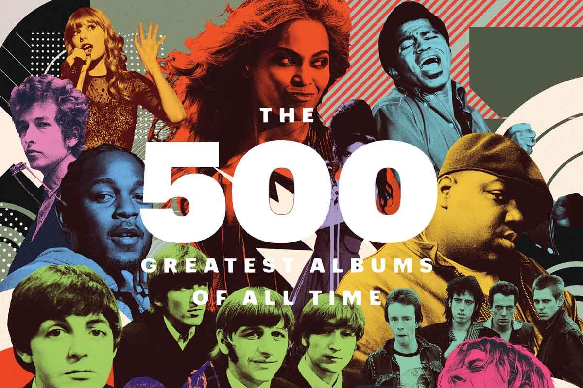 ローリングストーン誌が選ぶ歴代最高のアルバム500選