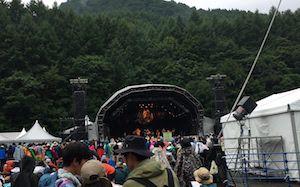 フジロック2017、Kyoto Jazz Sextet