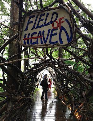 フジロック2017、Field Of Heaven