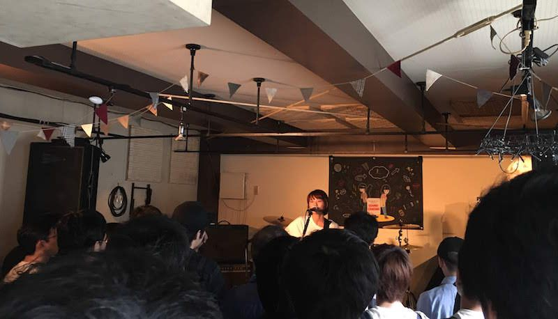 Shimokitazawa SOUND CRUISING 2018、下北沢mona recordsでMayuを見る
