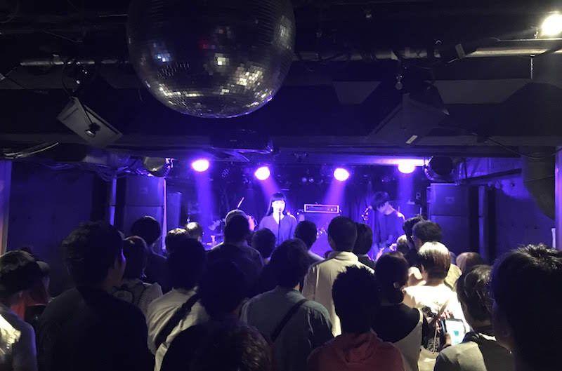 Shimokitazawa SOUND CRUISING 2018、下北沢LIVEHOLICでMASS OF FERMENTING DREGSを見る