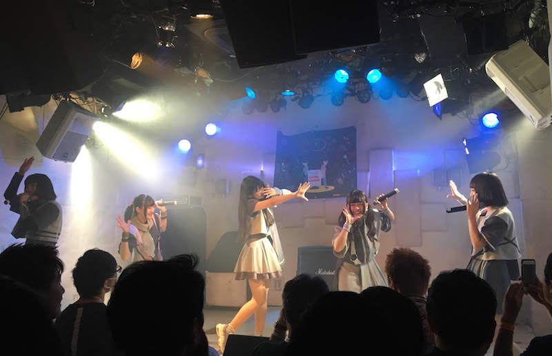 Shimokitazawa SOUND CRUISING 2018、下北沢MOSAiCでNEO JAPONISMを見る