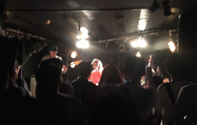 Shimokitazawa SOUND CRUISING 2018、下北沢DAISY BARでRAMMELLSを見る