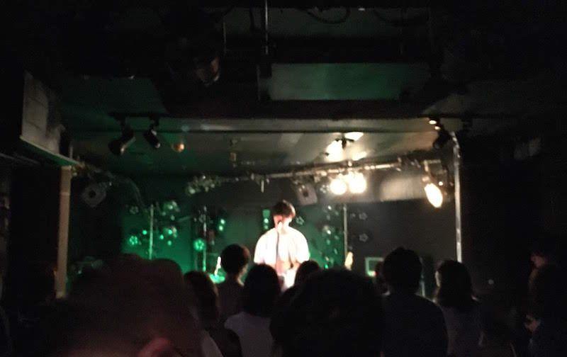 Shimokitazawa SOUND CRUISING 2018、下北沢DAISY BARでsooogood!を見る