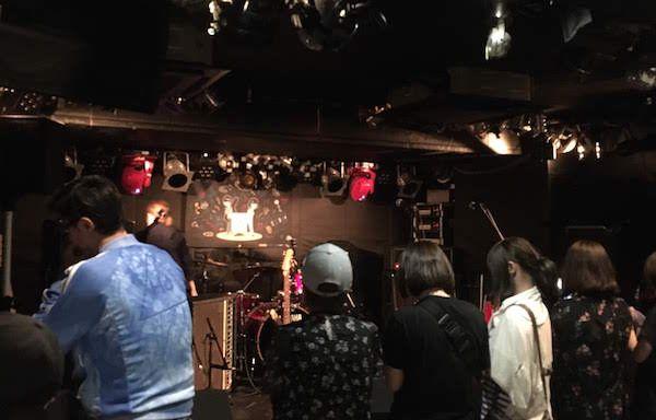 Shimokitazawa SOUND CRUISING 2018、下北沢WAVERの中