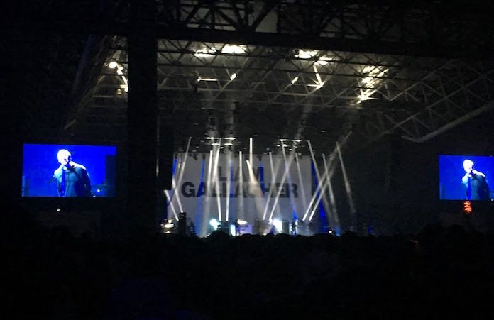 ソニマニ2017、LIAM GALLAGHER